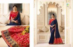 Designer Bridal Wear Sarees