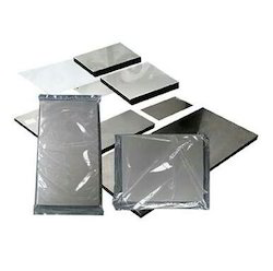 Electrotech Pad Printing Cliche Plates, Size: 100x100x10 Mm, Packaging Type: Box