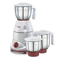 Prestige Tulip Classic Mixer Grinder White and Red