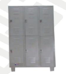 Ward Lockers