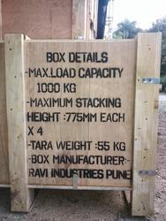 Ply & Pinewood Box