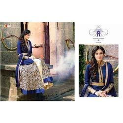 Women Chiffon Heavy Embroidered Suits