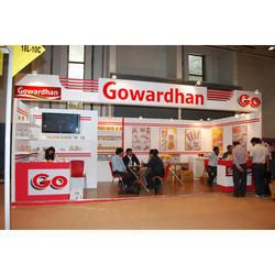 Corporate Exhibition Stand