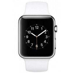 White Silver Smart Watch