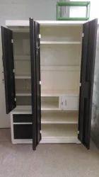 Steel 3 Doors Classic Plus Locker Almirahs