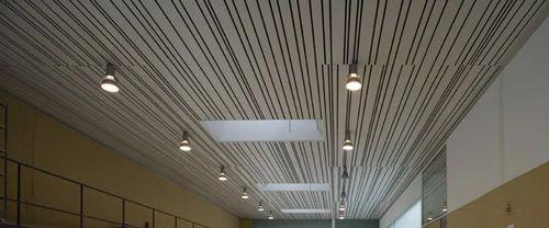 Steel Stainless Hunter Douglas Metal Ceiling Id