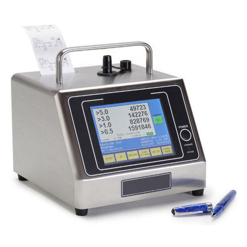 Particles Counter Machines Climet Particle Counter