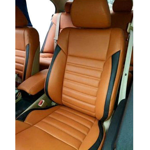 Leather Designer Car Seat Cover, Rs 5000 /set, Spada Auto | ID ...