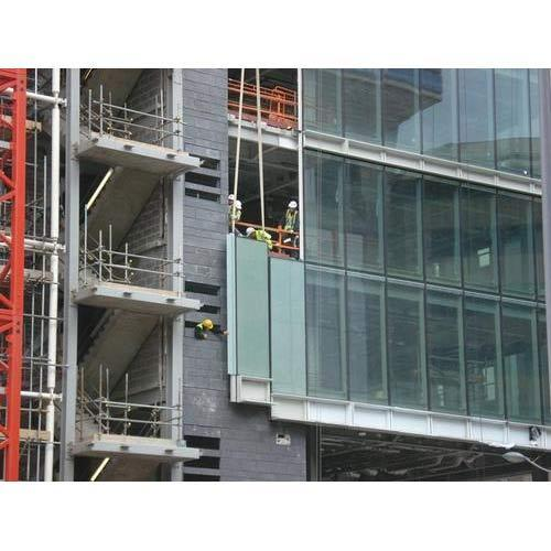 Custom Curtain Wall Installation Service