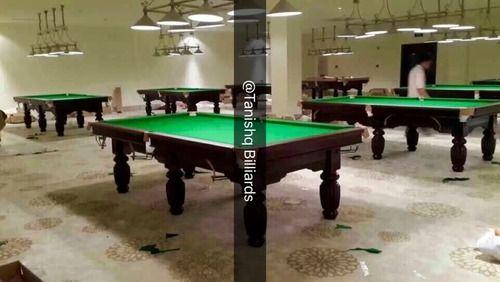 Tanishq Billiards Club Pool Tables TBPT Rs Set ID - British pool table