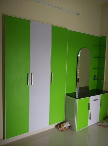 . Contemporary Wardrobe   View Specifications   Details of Bedroom