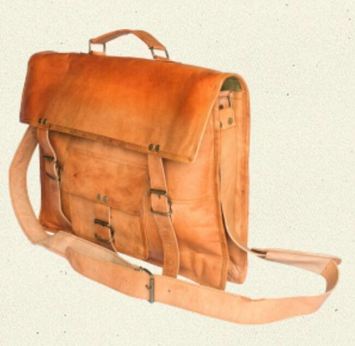 73e02243669 Handmade Leather Bags - Handmade Leather Sling Bag Manufacturer from ...