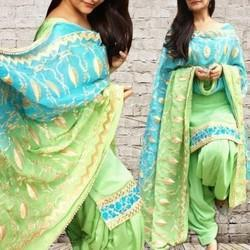 Unstitched Salwar Suit in Jalandhar, अनस्टिच्ड