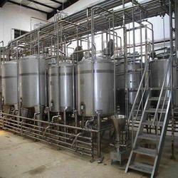 Semi-Automatic Milk Condensing Plants, Capacity: 2500 Litres/Hr