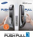 Samsung Digital Door Lock Shs P718 Pushpull