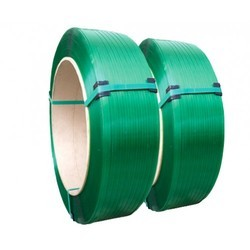 Zeal Polymers Embossed Pallet Packing PET Strap, for Packaging