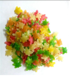 Mini Star Fryum Snacks