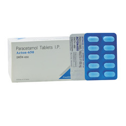 Paracetamol Tablet 650 Mg