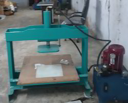 Paper Plate Circle Cutting Machine