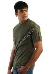 Cotton V-Neck Mens T-Shirts