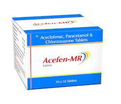 Analgesic, Antipyretic & Anti Cold Tablets