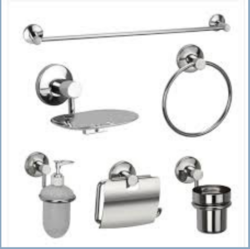Bathroom Accessories Rajkot jay shakti metals, rajkot - manufacturer of cabinet handles and