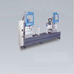 Automatic Double Head Miter Sawing Machine