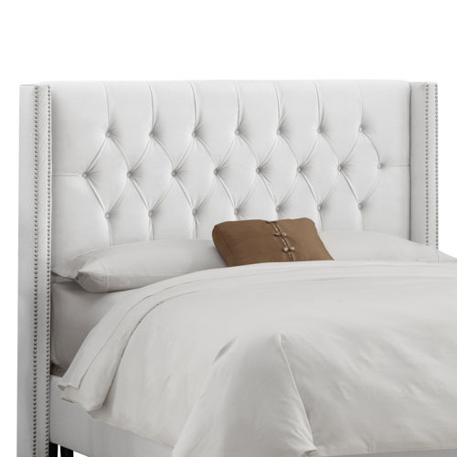 Long Headboard Bed