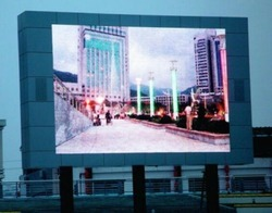 LED Outdoor Video Advertising Screen
