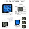 Digital Clock with Light