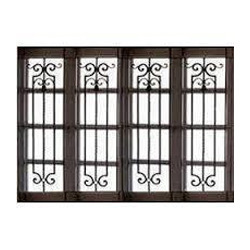 Half Round Window Grill For Residential Purposes Rs 125 Kilogram