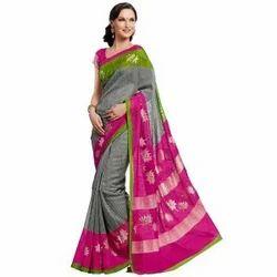 Bhagalpuri Jutt Saree 11403