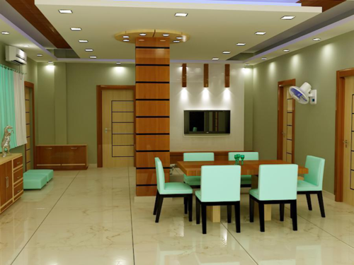 False Ceiling Designing Service In Kanpur Dreams Home Id