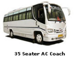 Deluxe Luxury Coach 21 And 35 Seater