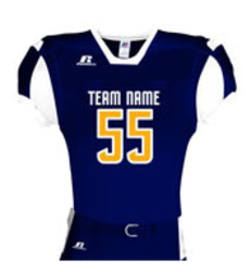 cfb31db26 Football Jerseys - Russell Youth Solid Mesh Jersey Wholesaler from ...