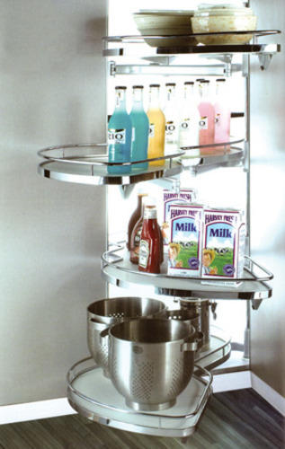 Designer Kitchen Accessories - Swing Tray Manufacturer from Nashik