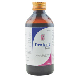 Dentone Antiseptic Mouthwashes
