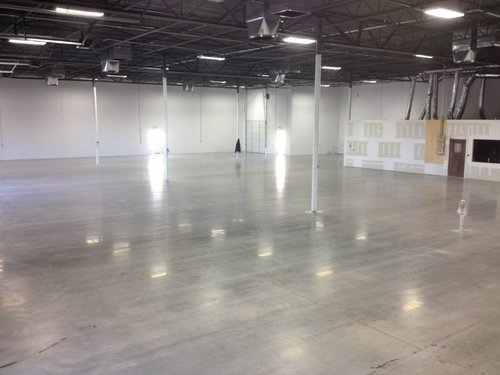 Commercial Concrete Flooring Services