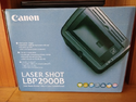 Canon Laser Shot LBP 2900B Printer