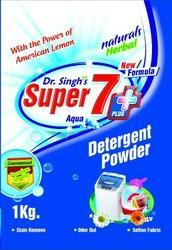 Detergent Powder, for Laundry, Packaging Type: Bag