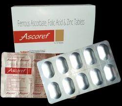Ferrous Ascorbate.Folic Acid & Zinc