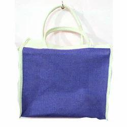 Plain Jute Lunch Bag