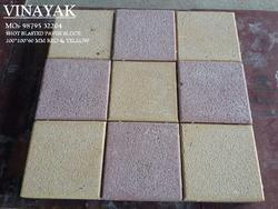 Shot Blasted Paver Block