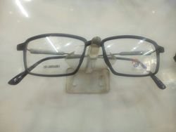 White Optical Frame