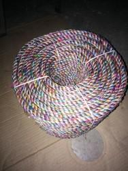 Multicolor Polyester Rope
