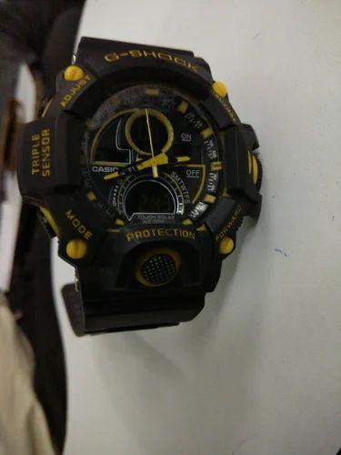 Yellow Black Casio G Shock Watch 01b41454ae20