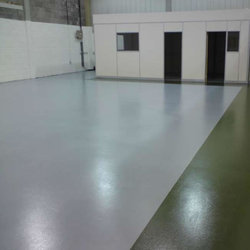 Epoxy Flooring Screeding Services