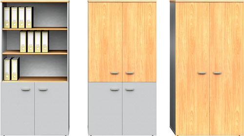 wood office cabinets. Wooden Office Interior Wood Cabinets A