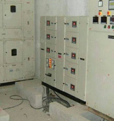 Manufacturer Of Relay Services & Control Panel By Chandra
