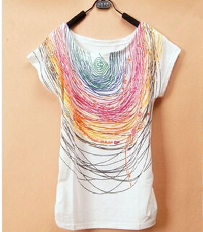 b7a82205 Girls Designer T-Shirt, Girls Casual T-Shirts, गर्ल्स टी ...